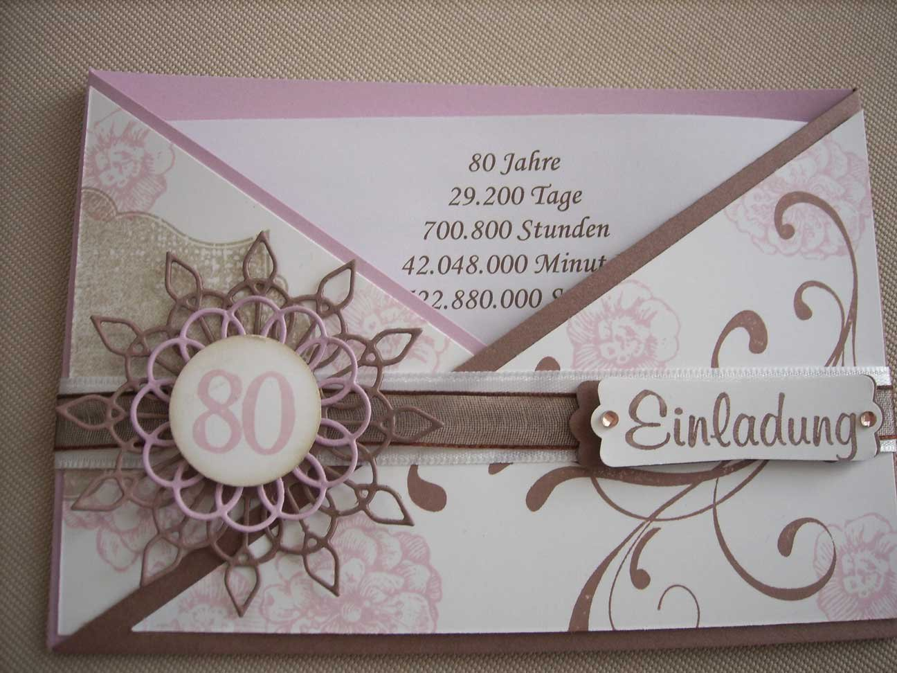 einladung 80 geburtstag einladung 80 geburtstag textvorlage geburstag einladungskarten. Black Bedroom Furniture Sets. Home Design Ideas