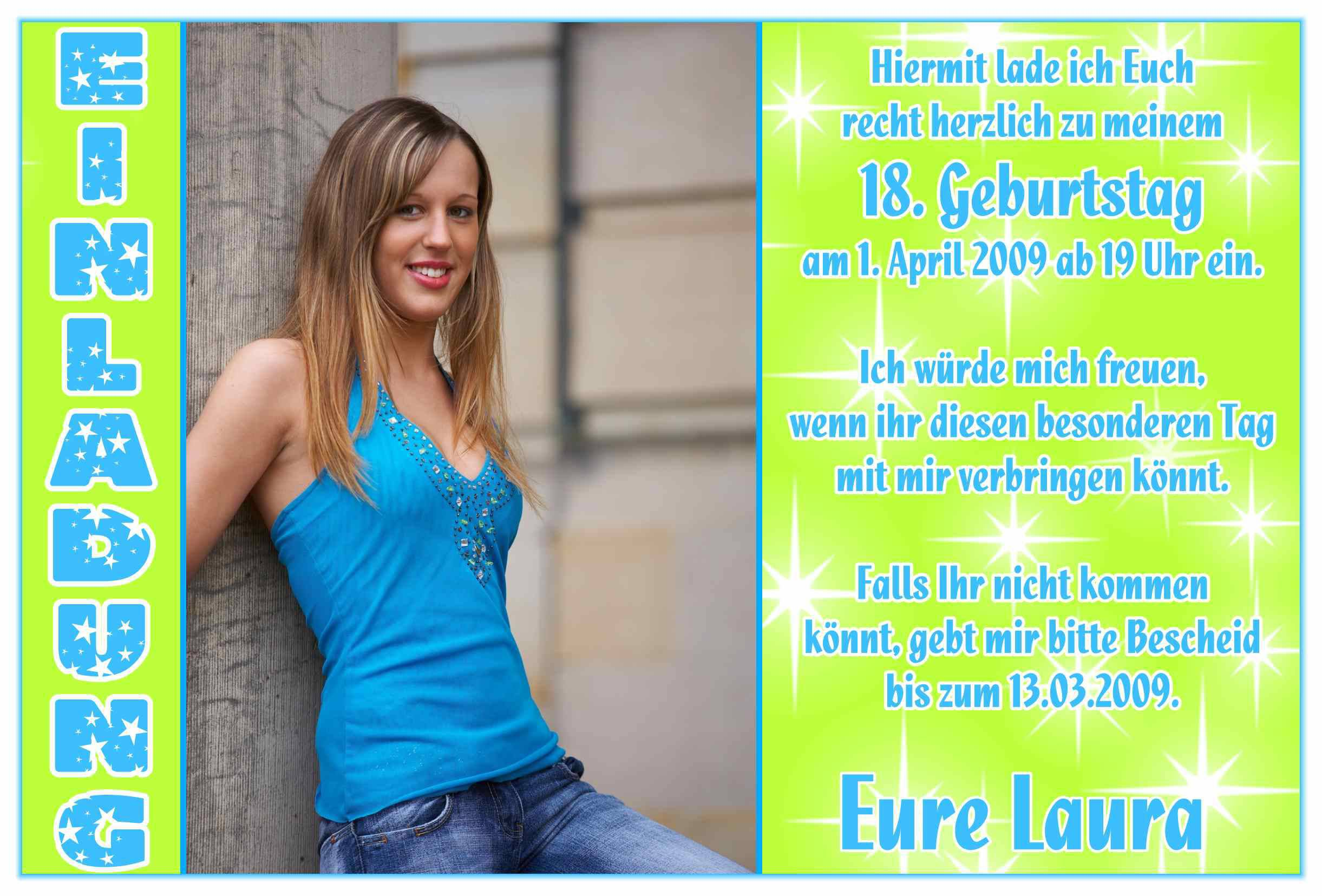 More Article From Einladungen Zum Geburtstag