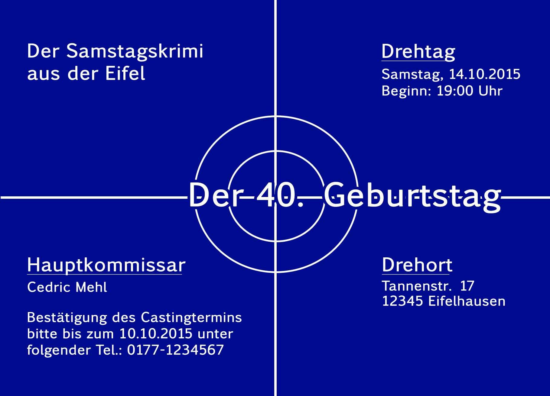 Related Image For 40 Geburtstag Einladung Kostenlos 1024×1024