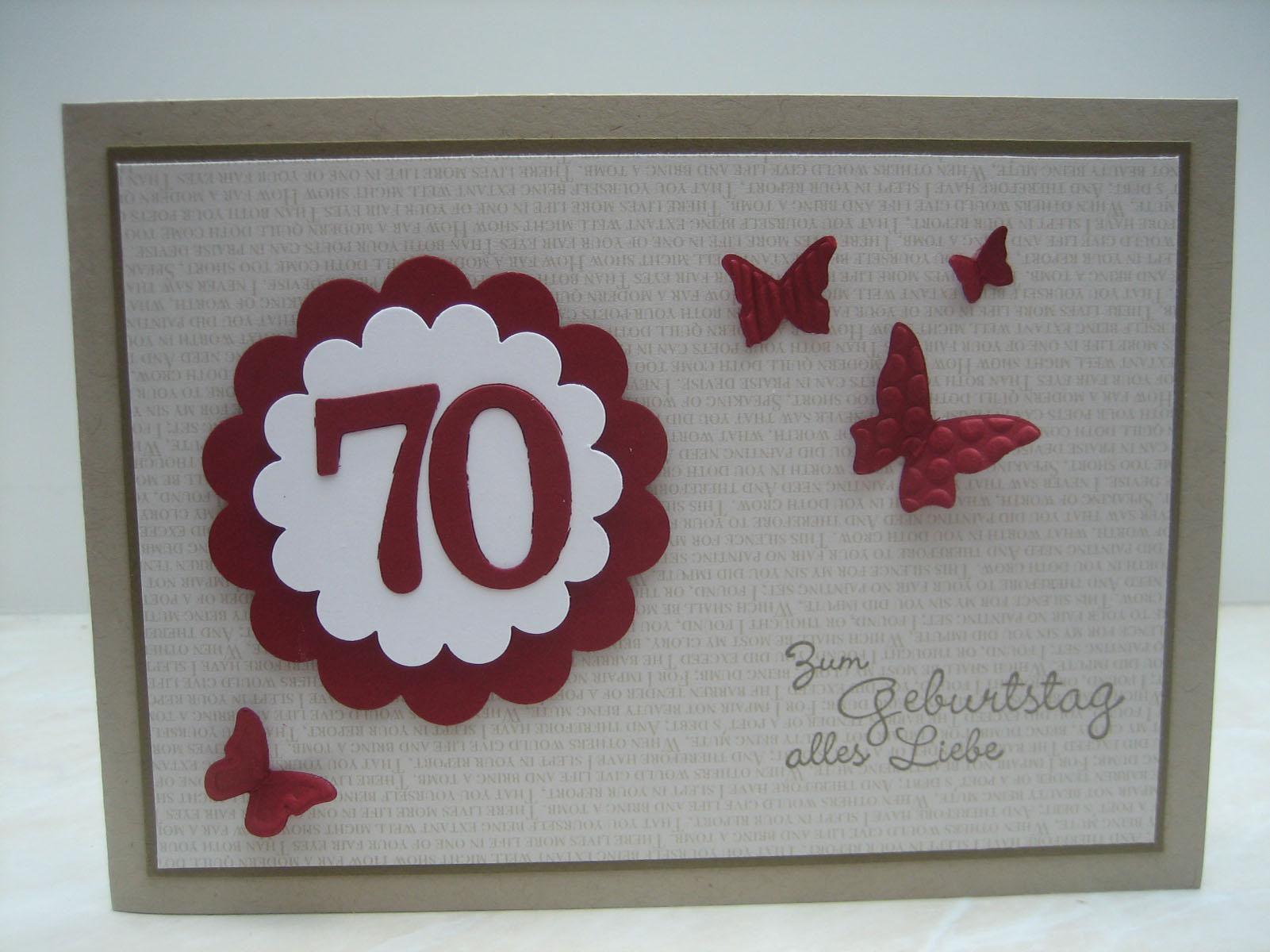 Einladung geburtstag einladung 70 geburtstag geburstag for Geschenke zum 70 geburtstag mama
