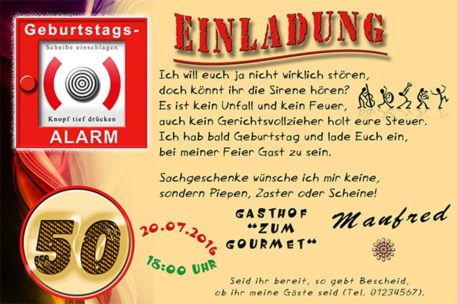 Related Image For Einladung 50. Geburtstag Bayrisch