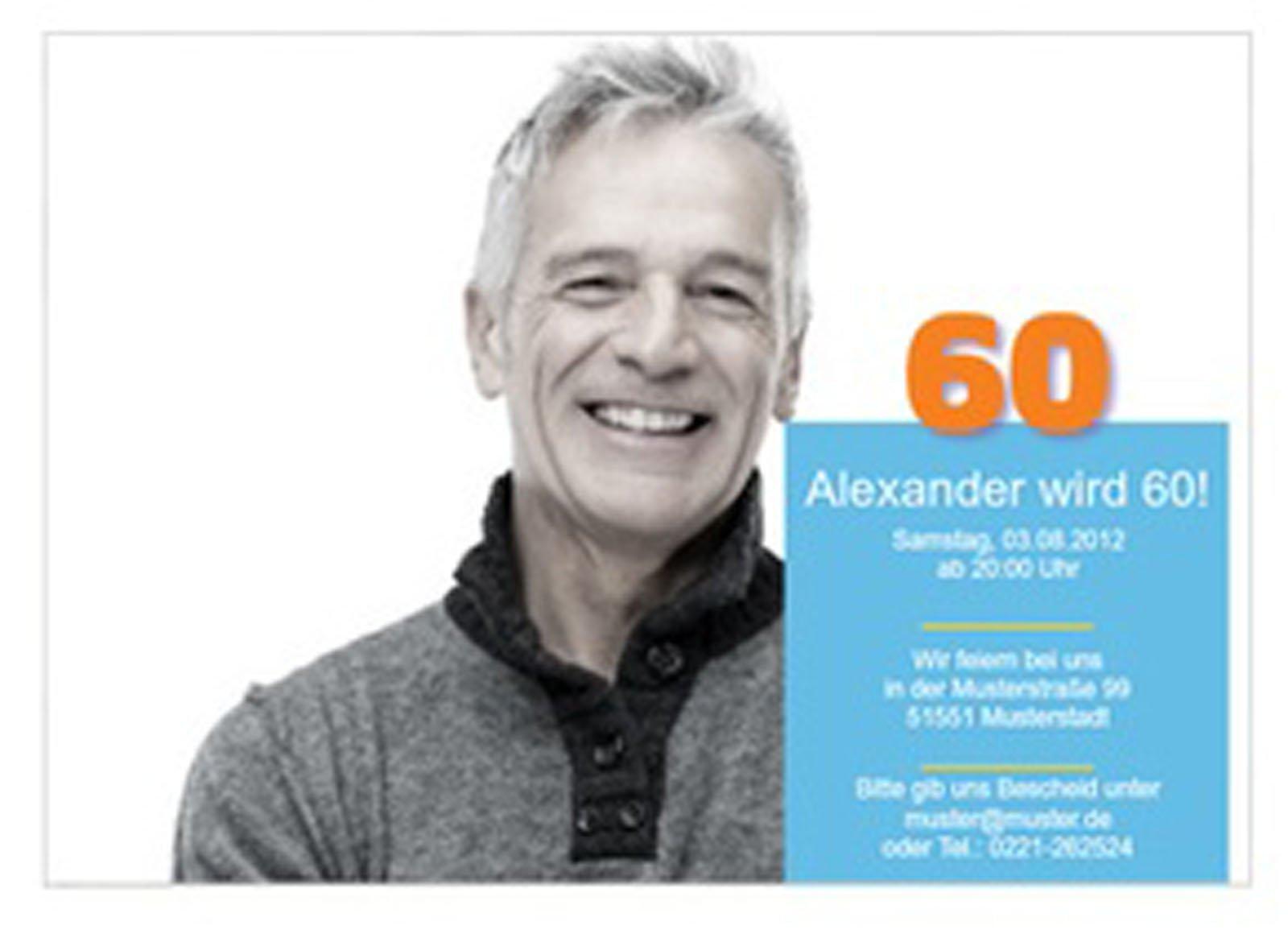 einladungen zum 60 geburtstag einladungen zum 60 geburtstag mann geburstag einladungskarten. Black Bedroom Furniture Sets. Home Design Ideas