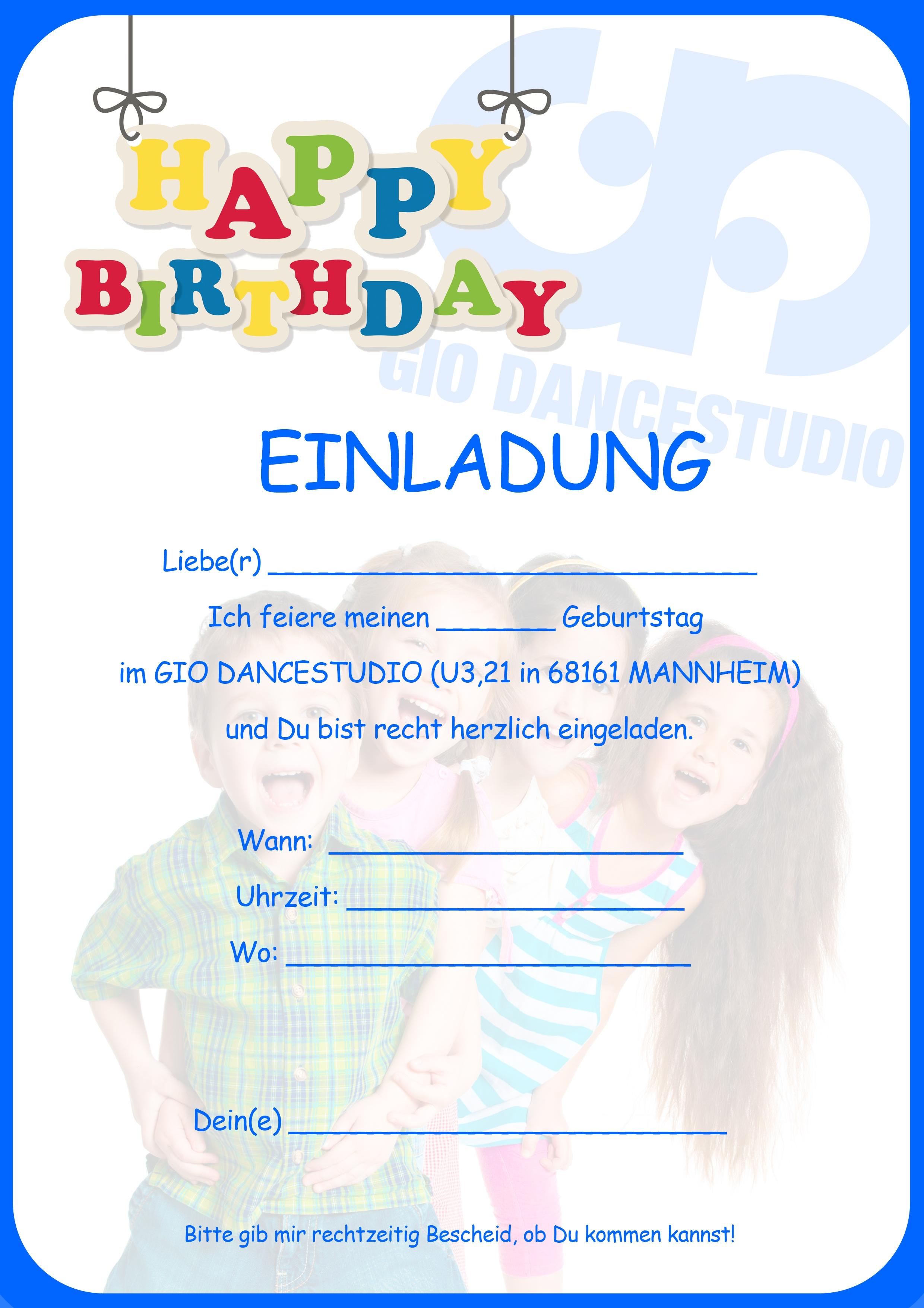 geburtstag einladung kind : einladungskarten kindergeburtstag, Kreative einladungen