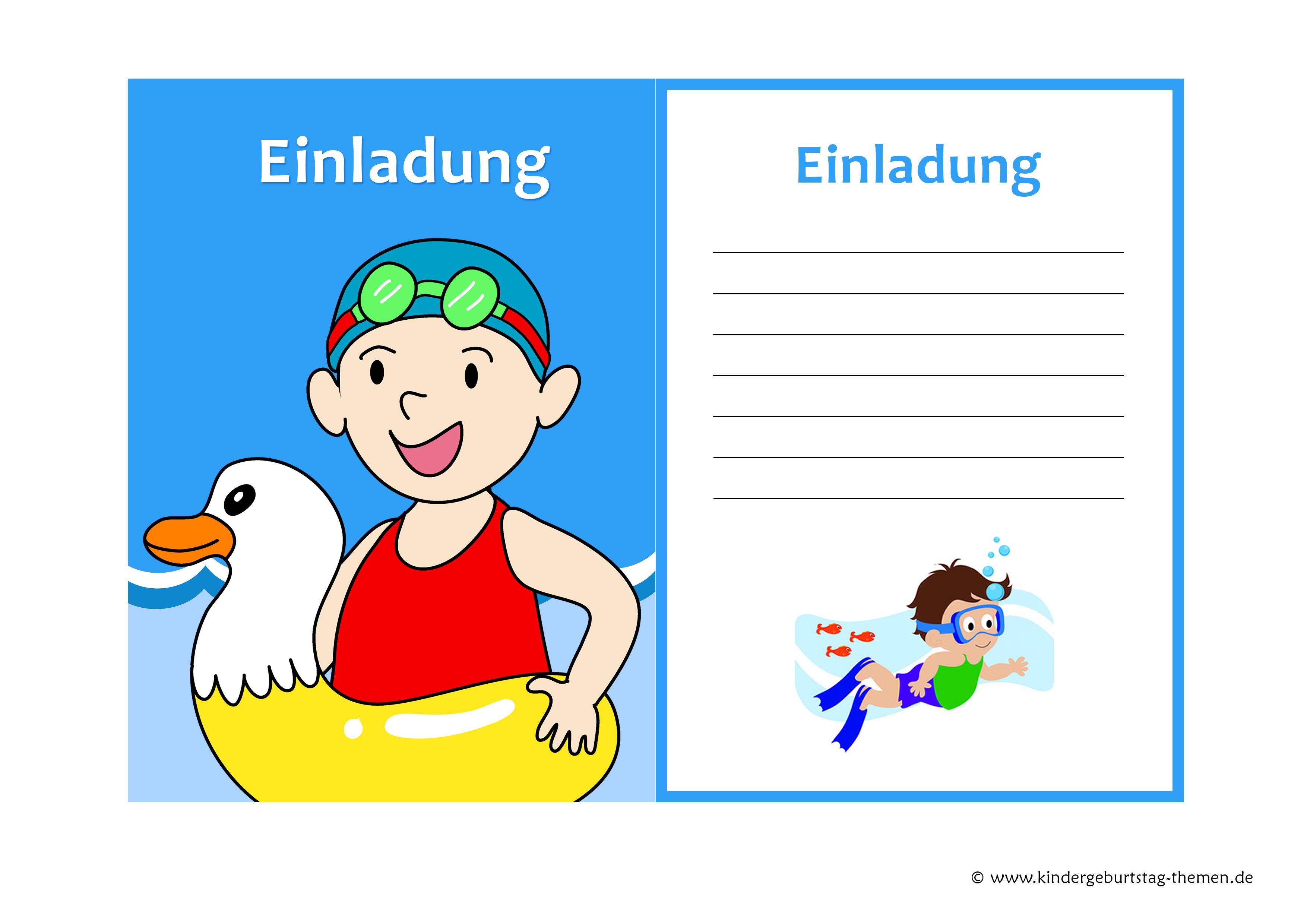 geburtstag einladung kind : geburtstag einladung kindergeburtstag, Einladung