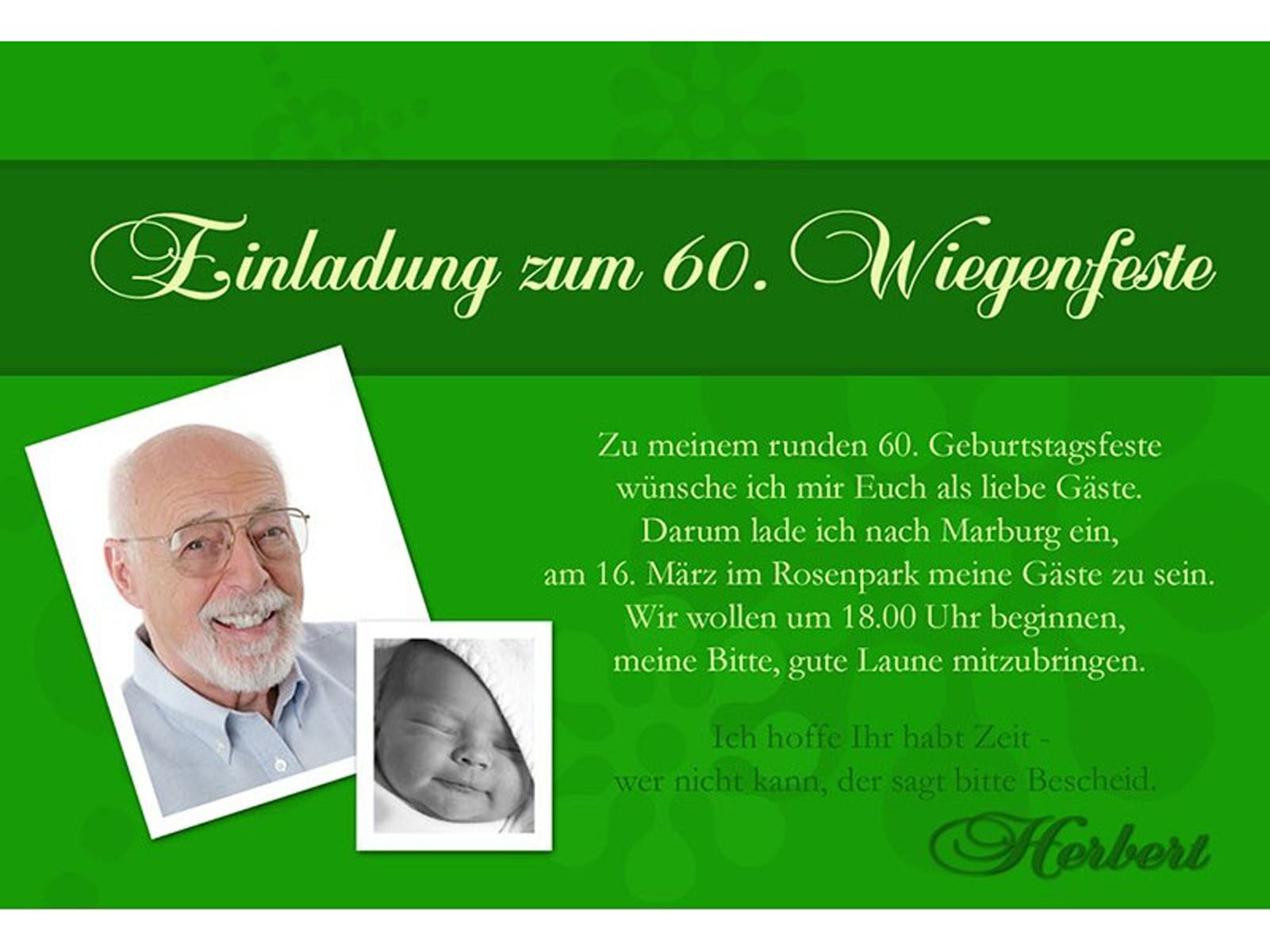 More Article From Text Einladung Geburtstag