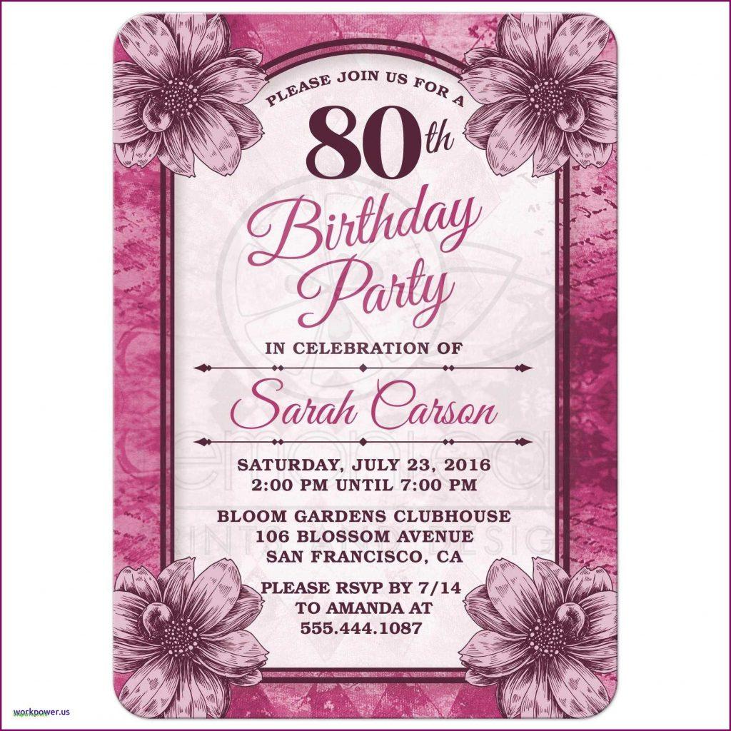 einladungskarten zum 80 geburtstag : einladungskarten zum